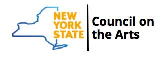 NY Council on the Arts logo.