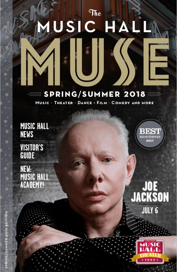 Music Hall Muse - Spring 2018