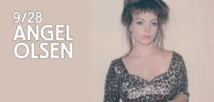Angel Olsen Poster